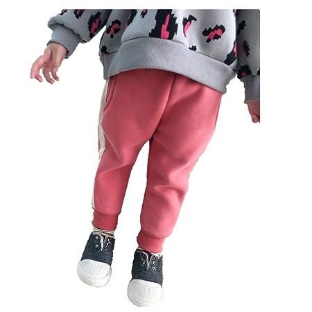 Pantalones de invierno niñas Leggings Pantalones de invierno para ...