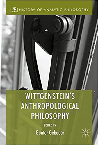 Book Cover for Wittgenstein's Anthropological Philosophy