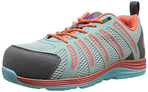 outlet fashionable Nautilus 1790 Women's Carbon Composite Fiber Toe Super Light Weight Slip Resistant EH Safety Shoe Coral lowest price cheap price discount sast buy cheap price cheap CNlnfmoTnD