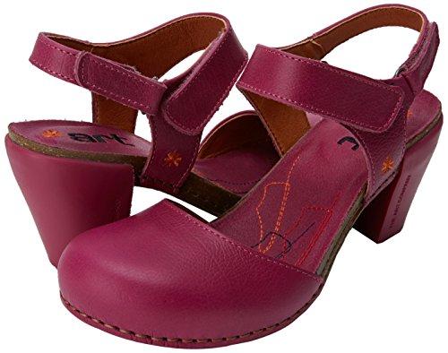 Toe Feel Women''s I Magenta Magenta Memphis Art 1281 Open Pink Sandals xYdqIIt