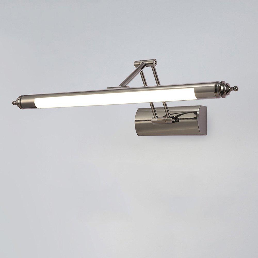 HAIZHEN ブラケットライト LEDミラーフロントライトバスルームメイクアップライトバスルームライト (色 : 白色光, サイズ さいず : 56cm-9W) B07C3P5QSF 10790  白色光 56cm9W