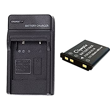 Amazon.com : Replacement Nikon Coolpix S570 Battery ...