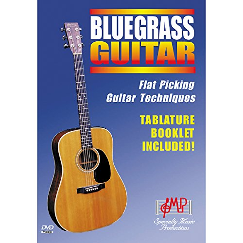 Bluegrass Guitar: Flat Picking Guitar Techniques