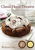 Classic Home Desserts, Richard Sax, 0618057080