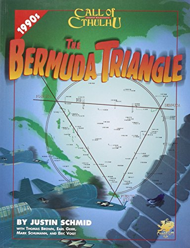 The Bermuda Triangle (Call of Cthulhu Horror Roleplaying, 1990s Era)