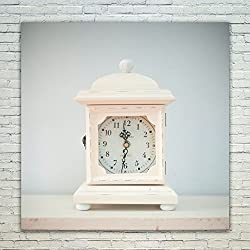 Westlake Art Clock Alarm - 16x16 Poster Print Wall Art - Modern Picture Photography Home Decor Office Birthday Gift - Unframed 16x16 Inch (829B-9FC33)