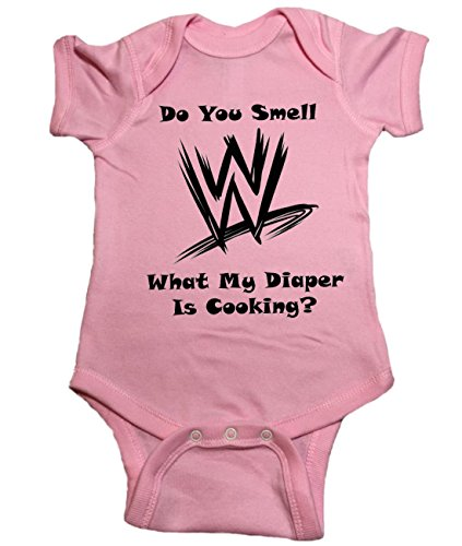 WWE Baby One Piece \