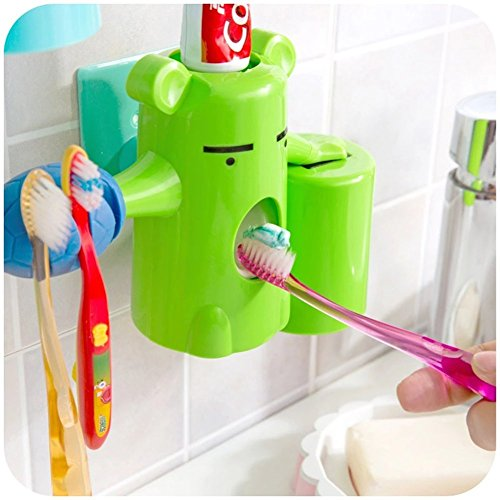 Top 10 Toothpaste Dispenser Suction Cup For 2019 Allace