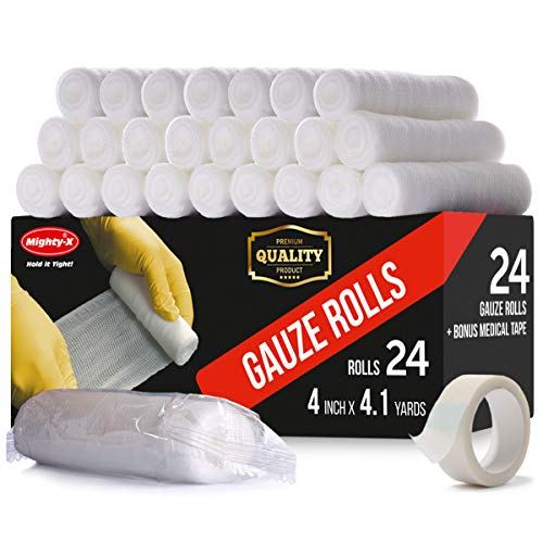 Gauze Bandage Roll Medical Tape product image