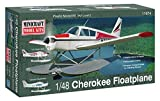 1/48 Piper Cherokee seaplane (With float) (the United States and with Canada marking)