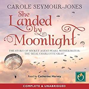 She Landed by Moonlight Audiobook