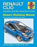 Renault Clio Petrol & Diesel Owners Workshop Manual by M. Storey (2016-09-20)