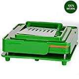 #2: 100pcs One Time (00#) Capsule Holder for Size 00 Capsules (00#) (Green)