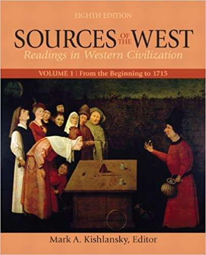 Amazon sources of the west volume 1 from the beginning to sources of the west volume 1 from the beginning to 1715 8th edition 8th edition fandeluxe Images