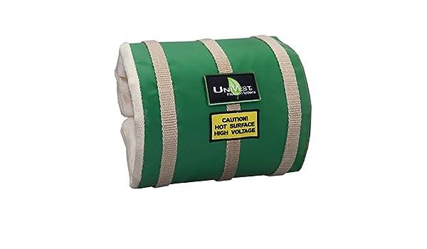 4 Long UniTherm UniVest Insulation Jacket for 18-20 Diameter Range