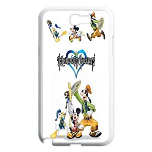 Custom Case Kingdom Hearts for Samsung Galaxy Note 2 N7100 G4D3287864