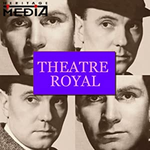 Classic English and Irish Dramas Starring Ralph Richardson and Margaret Lockwood, Volume 1 Radio/TV Program