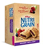 Kellogg's Nutri-Grain Mixed Berry Flavour 16 bars, 590g