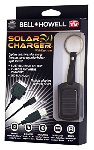 Emson Bell+Howell Solar Charger - Solar Charger