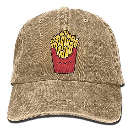 Denim Cowboy French Men Skull Cap Hats DEFFWB for Cowgirl Women Sport Fries Hat wxYPIHqnt5