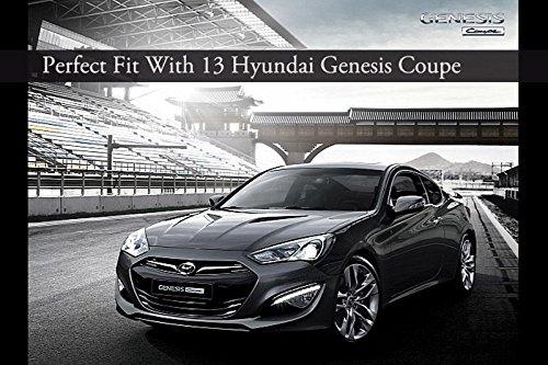 Hyundai Genuine Radiador capucha parrilla superior 1P con perno 10pc para Genesis Coupe: Amazon.es: Coche y moto