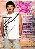Lionel Richie Greatest Hits, Lionel Richie, 0895242923