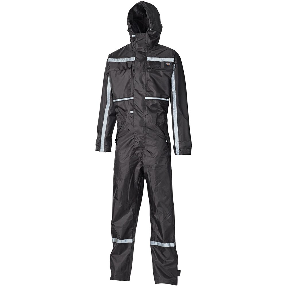 Dickies WP7004 BK XS Size X-Small 'Dartmouth' Coverall - Black