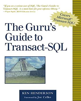 Which is best book to learn Microsoft SQL Server? - Quora