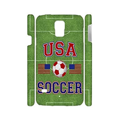 We Love Soccer Custom Cartoon Football Field Usa Soccer In Samsung