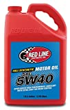 Red Line 15405 5W40 Motor Oil - 1 Gallon Jug, (Pack of 4)