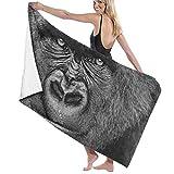 Micro Gorilla Friend Towels
