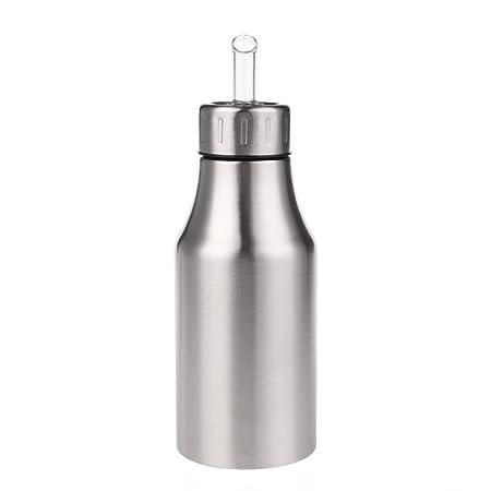 Compra Acero inoxidable dispensador de aceite y vinagre botella ...