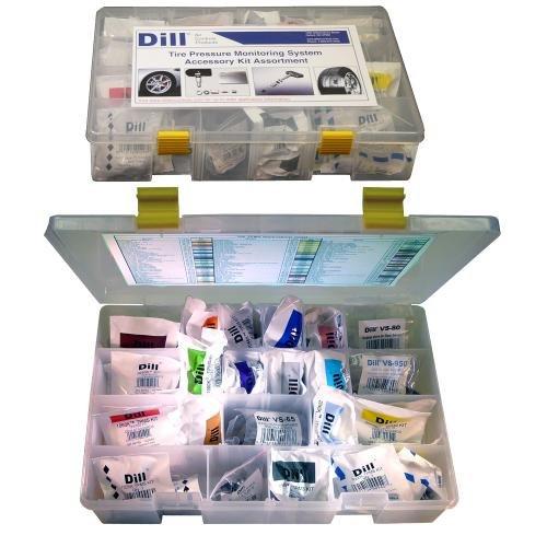 - Dill TPMS Dill 7100 TPMS Service Kit Assortment