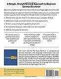 German Grammar for Beginners Textbook + Workbook