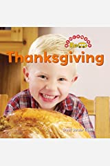 Thanksgiving (Benchmark Rebus: Holiday Fun 1) Library Binding