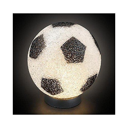 9'' Sparkle Soccer Lamp by Bargain World