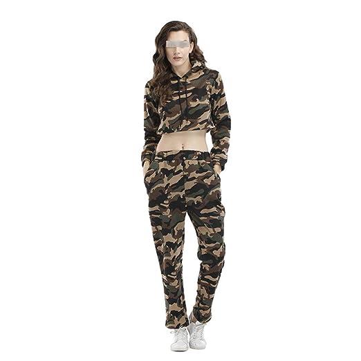 Conjunto de ropa deportiva para mujer Estirar Gimnasio Yoga ...