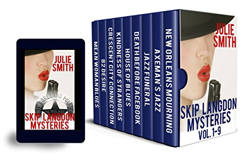 Skip Langdon Vol. 1-9: (The Skip Langdon Series)