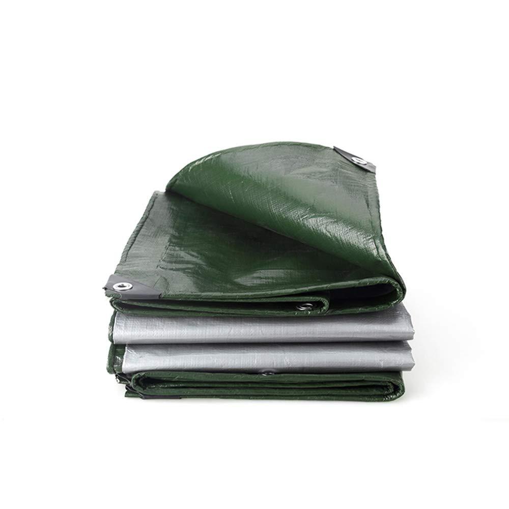 防水シート、厚さ0.35 mmポリエチレンPEプラスチック布180 g/m 2防雨防水ターポリン B07PMX1H43  4 × 6 m 4 × 6 m