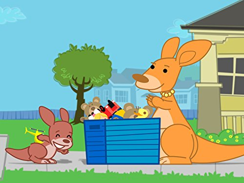 New Words With Joey's Toy Box -