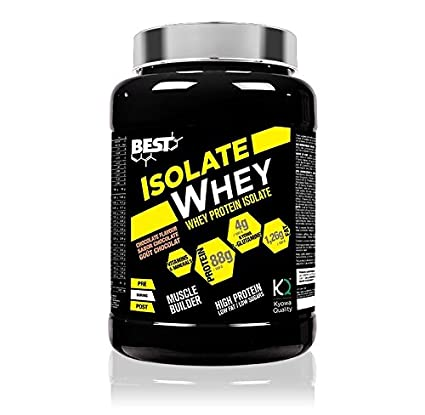 Best Protein Isolate Whey Chocolate - 2000 gr