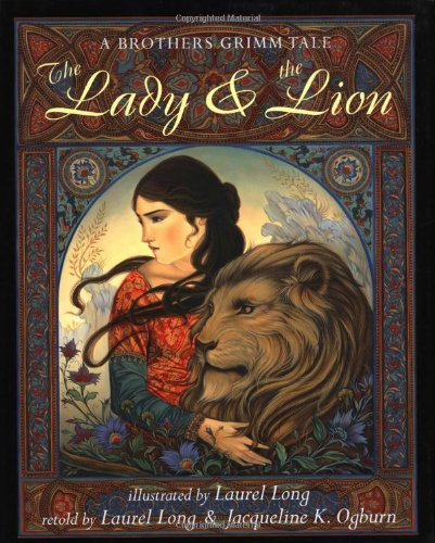 The Lady and the Lion: A Brothers Grimm Tale by Dial (Image #2)