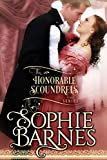 Bargain eBook - The Honorable Scoundrels Trilogy