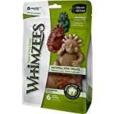 Whimzees Natural Grain Free Dental Dog Treats, Hedgehog Large