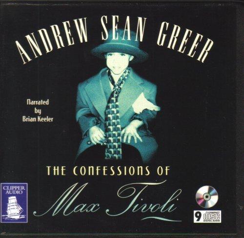 Price comparison product image The Confessions of Max Tivoli [CD Audiobook]