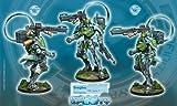 Infinity: PanOceania - Dragoes, Acontecimento Dragoons