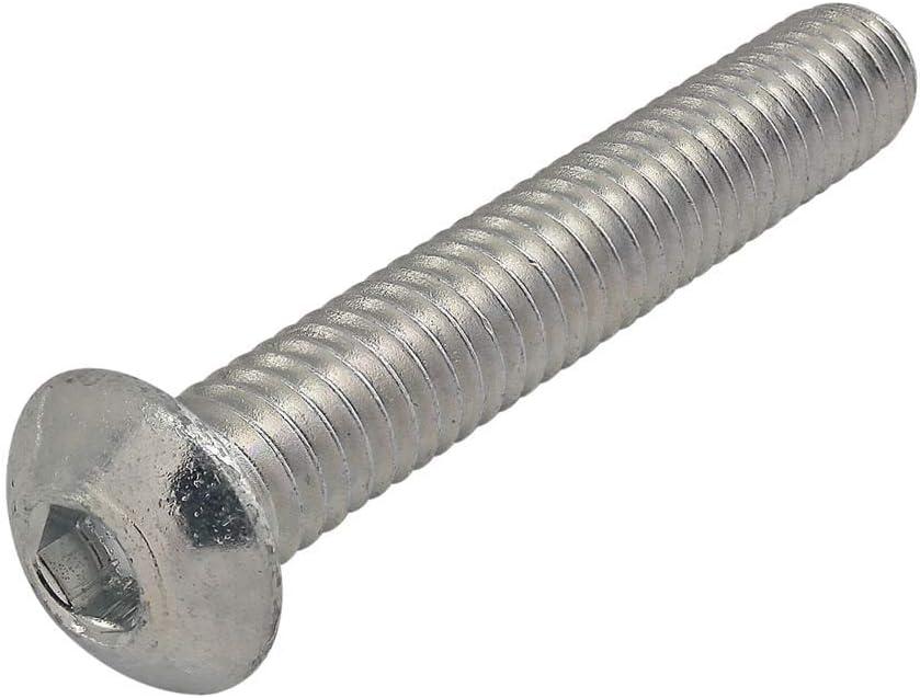 5//16-18 x 2 Inch Button Head Socket Cap Screw 80//20 Inc 3946 25 Pack