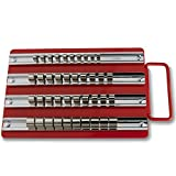 """Neiko 02458A Universal Socket Holders in Organizer Tray 