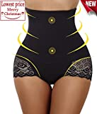 Gotoly Invisable Body Shaper High Waist Tummy Control Panty Slim Butt Lifter Waist Trainer