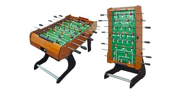 Futbolín Olímpic (Plegable) | mesa de futbolín: Amazon.es ...